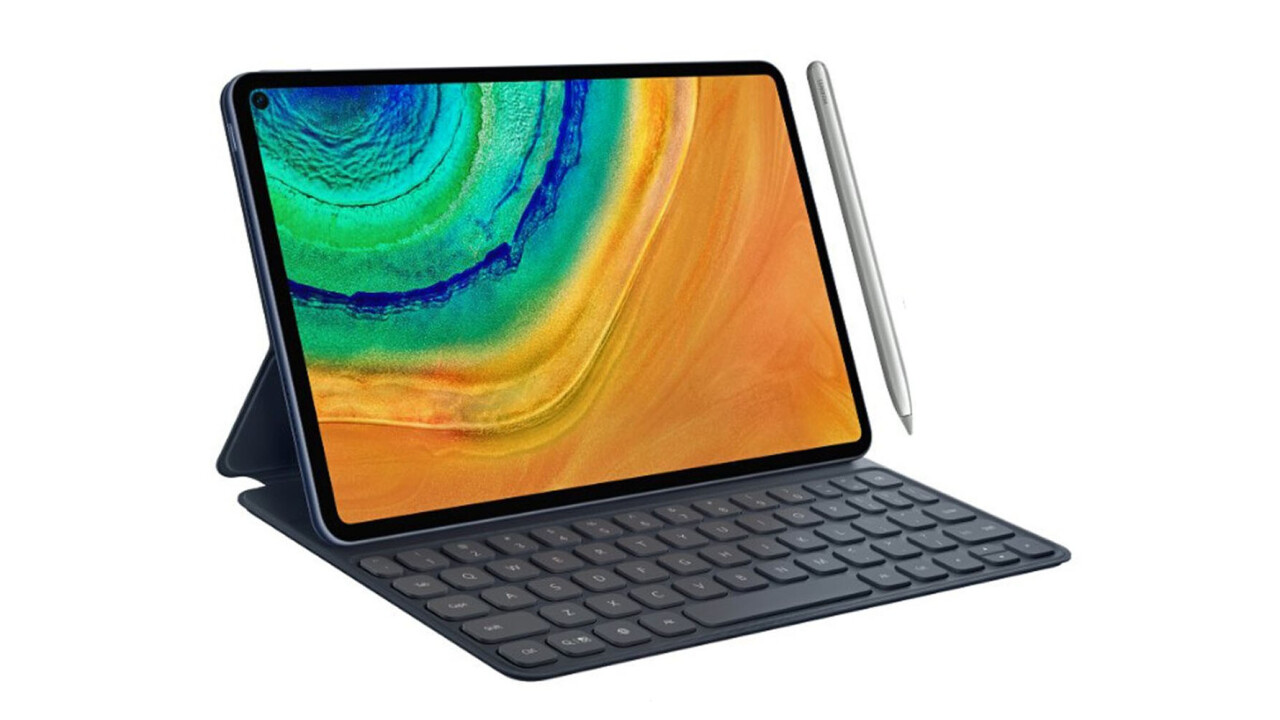 Huawei will reveal its iPad Pro competitor on November 25