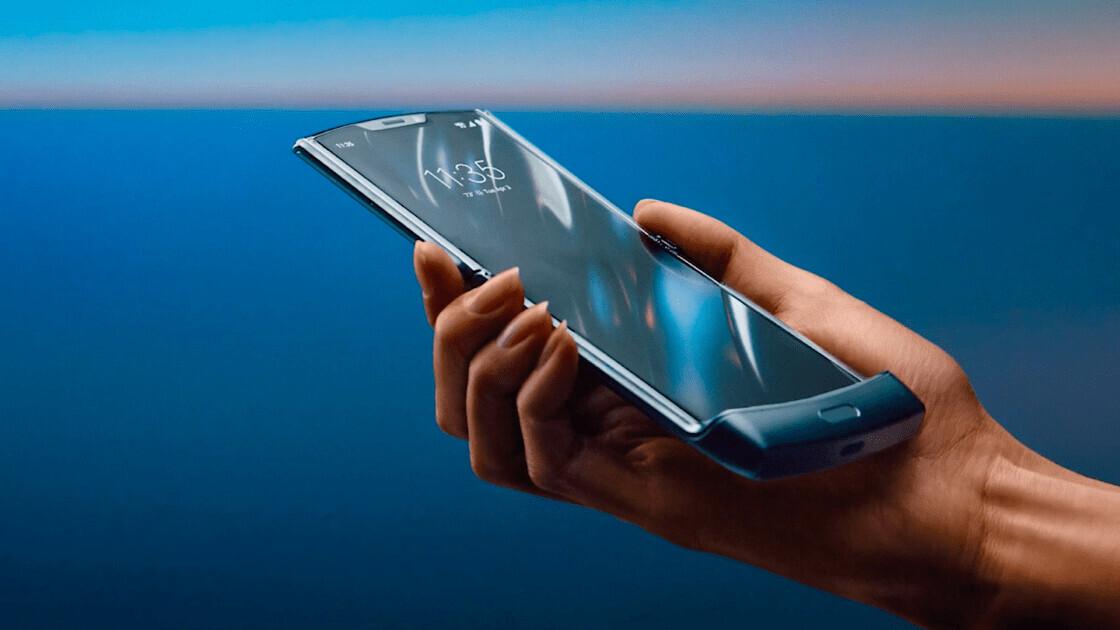 The new Motorola Razr arrives February 6 in all its folding glory
