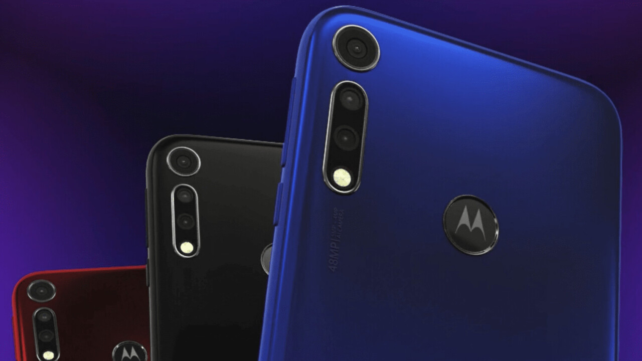Motorola's Moto G8 could show up with the new RAZR
