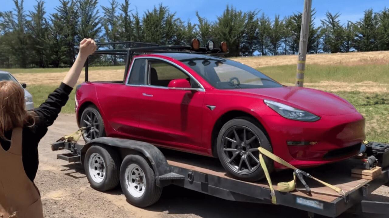 Tesla's 'Blade Runner' pickup truck will be revealed November 21