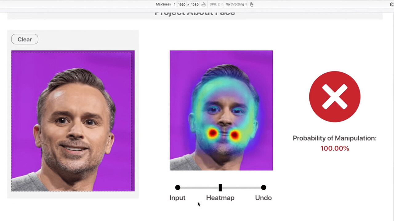New Adobe tool can detect if a face has been photoshopped