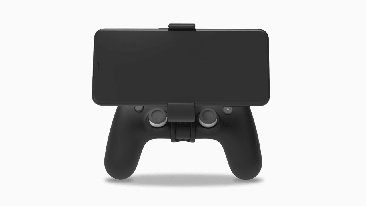 Google will sell a $15 'Claw' to attach your Pixel to the Stadia controller
