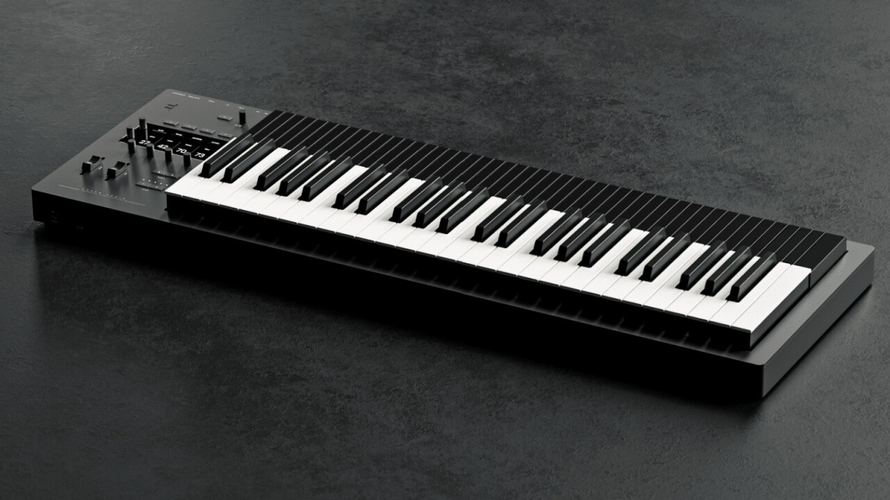 Expressive E's Osmose keyboard feels like the synth of the future