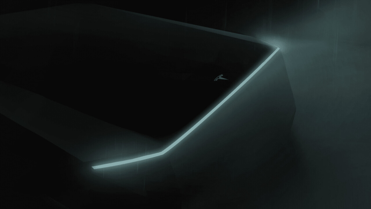 When and where to watch Elon Musk's Tesla Truck reveal