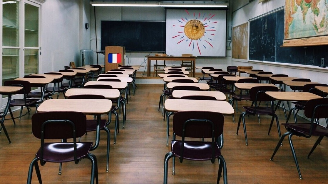 French kids will now learn about Bitcoin at school — c'est woke