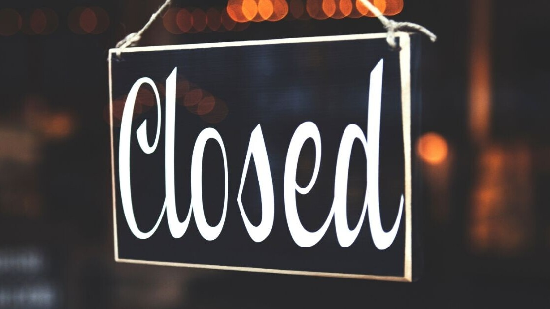 Crypto firm that raised $12.7M with ICO admits it ran out of money, closes doors