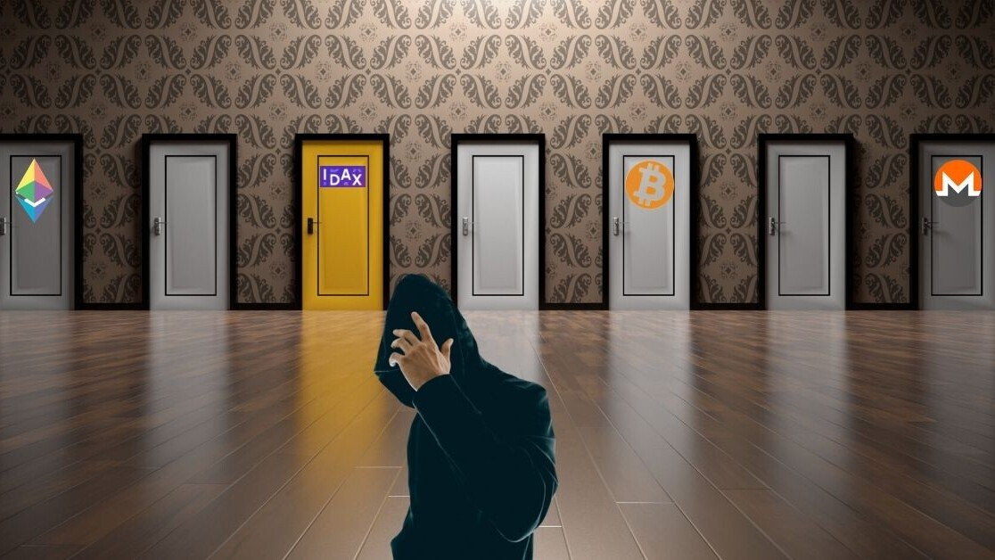 Cryptocurrency exchange IDAX's CEO reportedly missing with the company's cold wallet