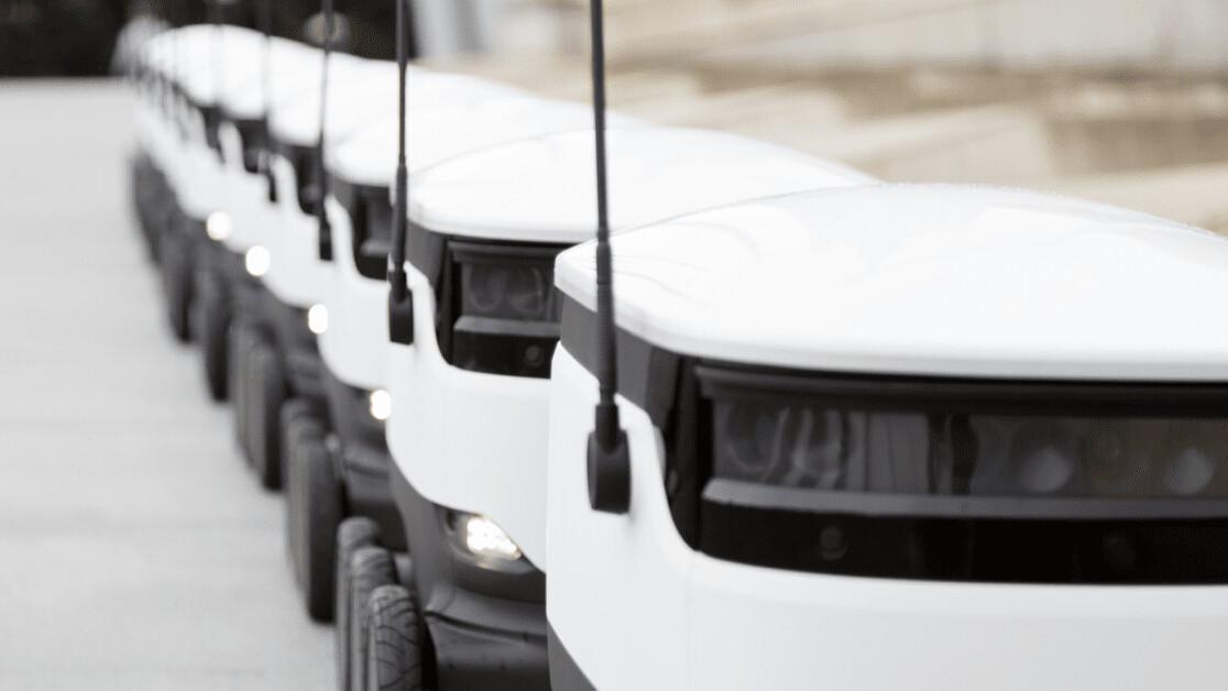 A brief overview of what's fueling the autonomous last-mile
