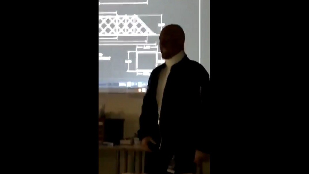 WTF: A California teacher wore blackface in class to rap about AI