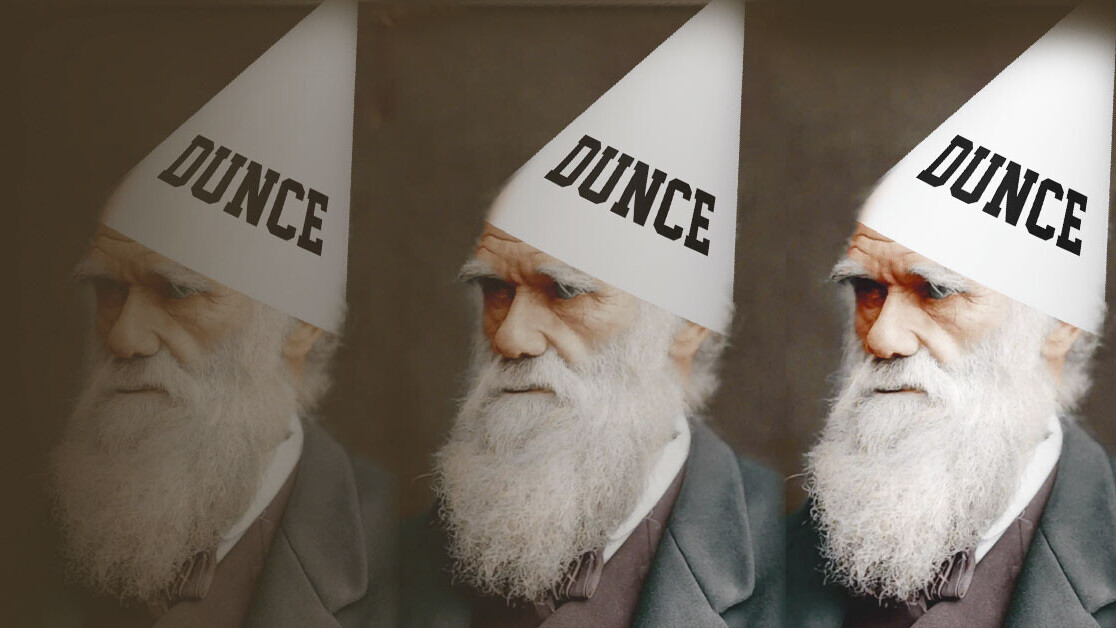 Study: Darwin may have gotten the origin of life wrong