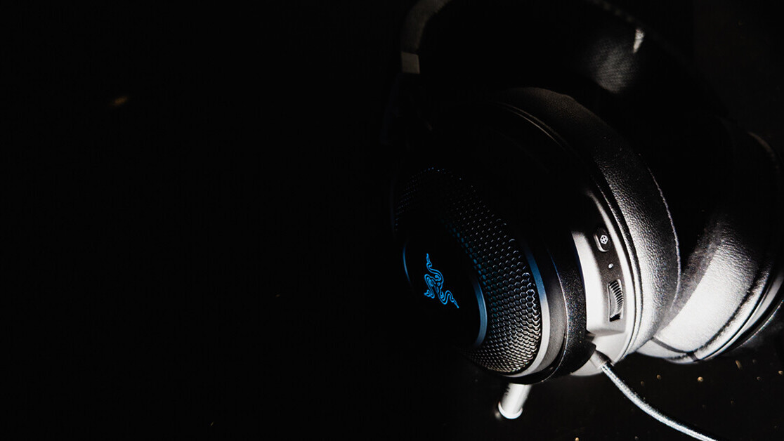 Razer's Kraken Ultimate headset sounds just alright, but feels super comfy