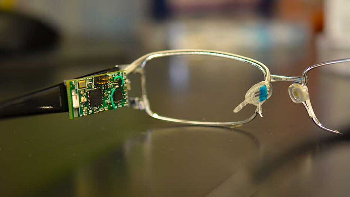 Biosensor-equipped glasses could monitor diabetes through tears