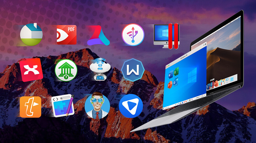 Get Parallels Desktop and 12 other premium Mac apps on sale during this Cyber Monday
