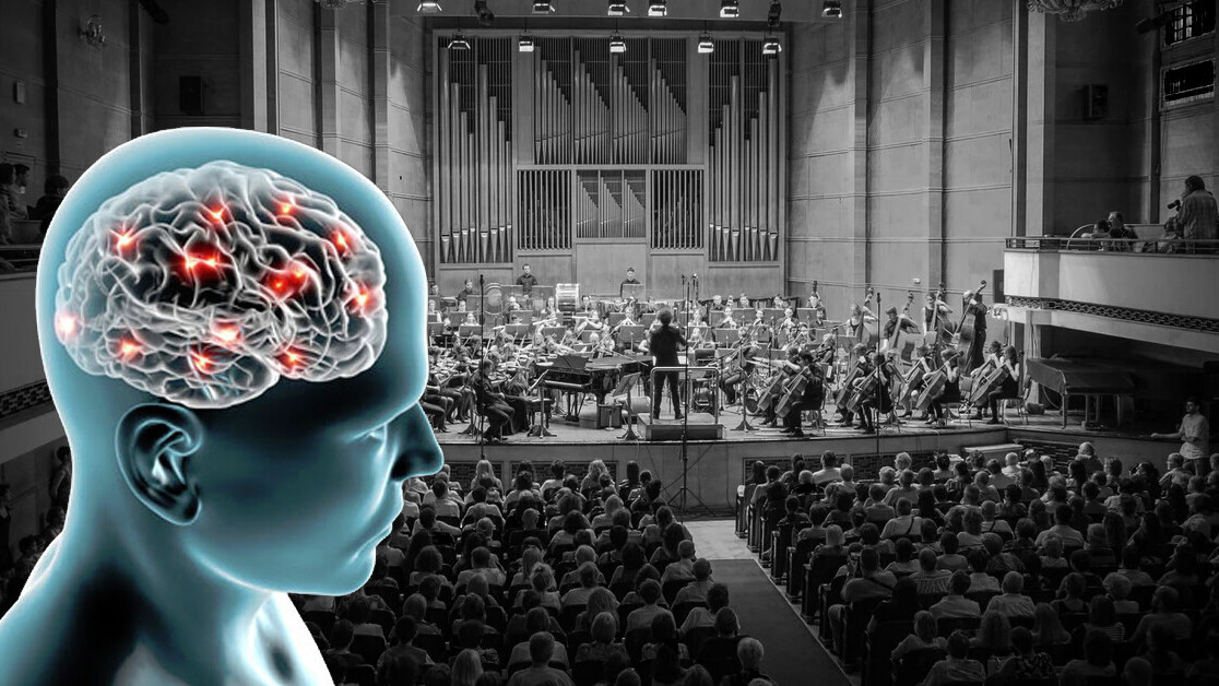 This music venue can track brain responses during performances