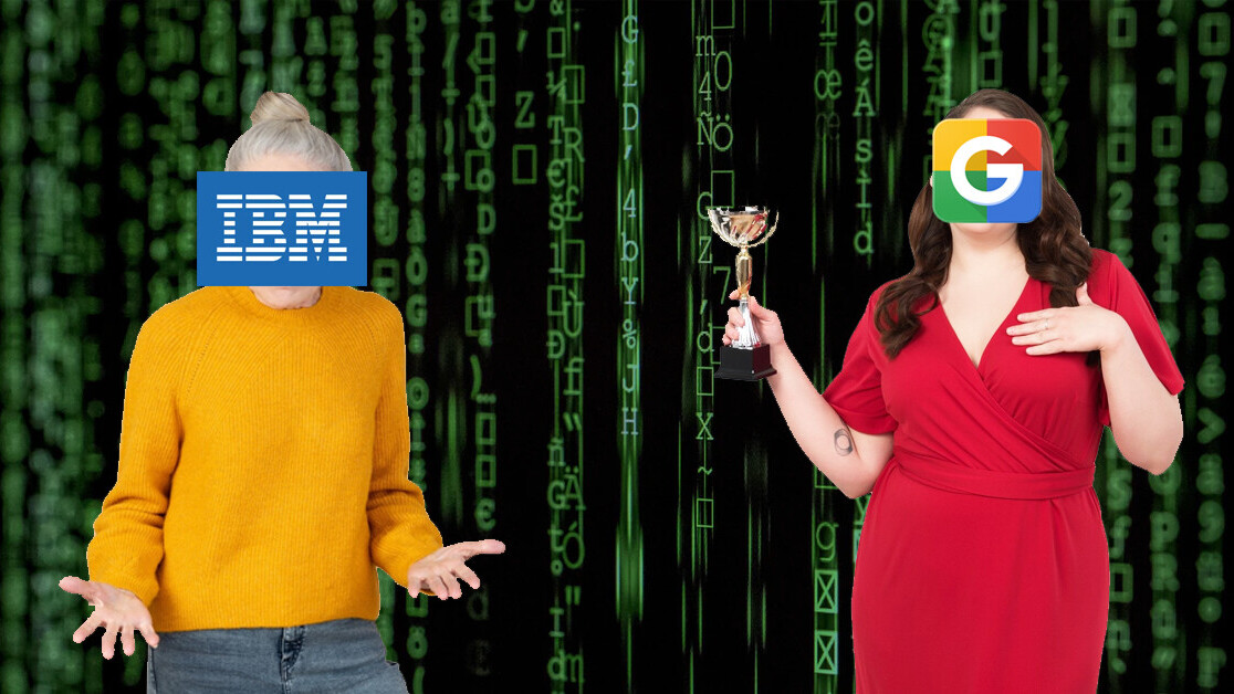 Google and IBM fight for 'quantum supremacy' — but they're both wrong about it