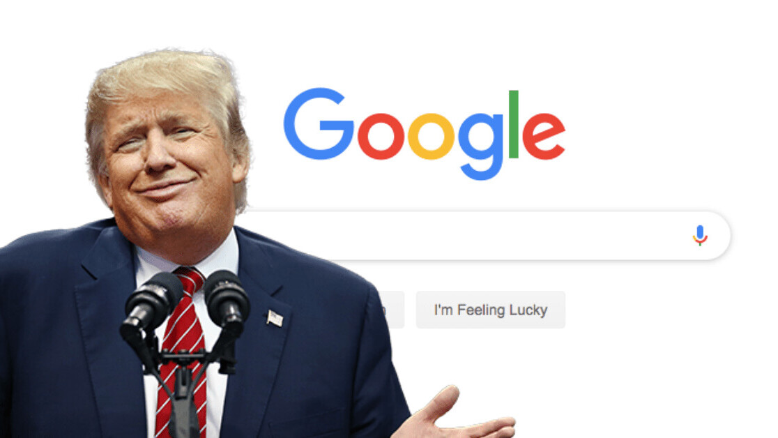 Google removed over 300 Trump ads for 'violating company policy'