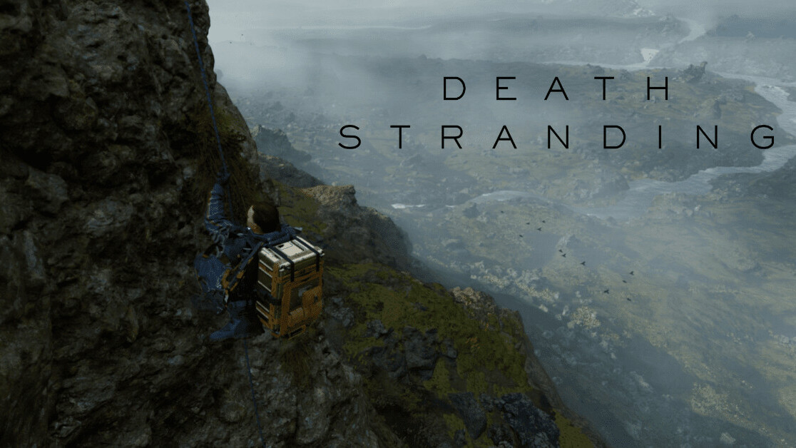 The power of the environment and landscape in Death Stranding