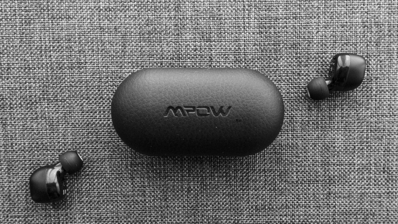 Mpow's M5 wireless earbuds are a sweet deal at $50