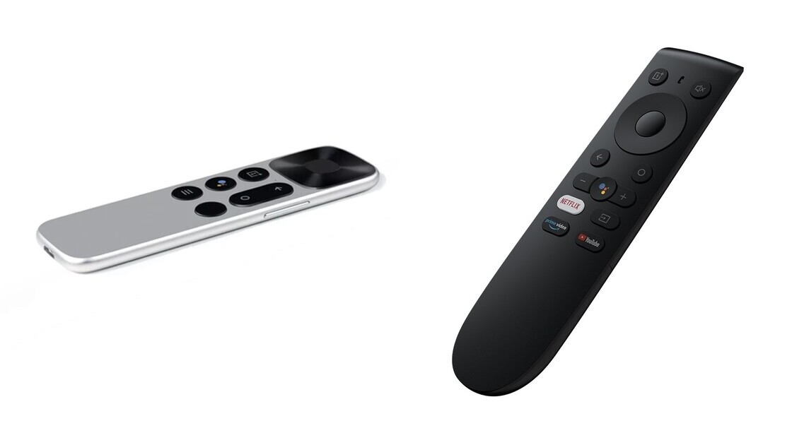 OnePlus finally ditches its terrible TV remote for a new design