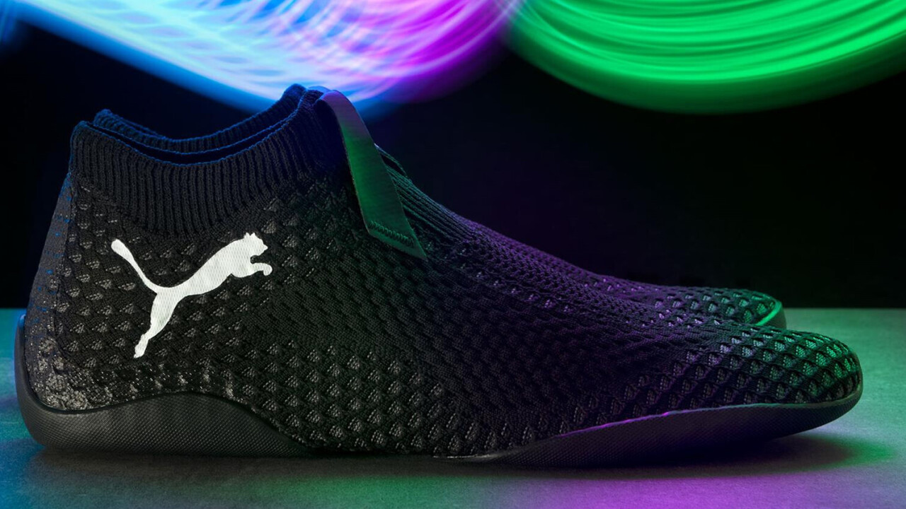Move over Jesus, Puma just launched $160 shoes for gamers