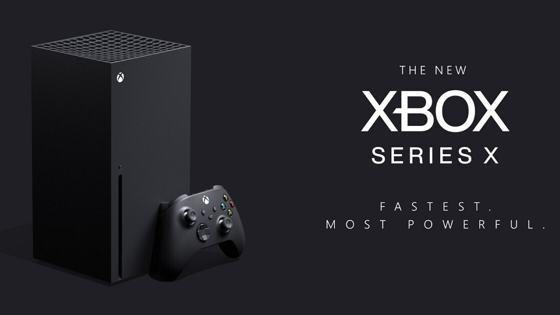 Everything we know about the Xbox Series X so far