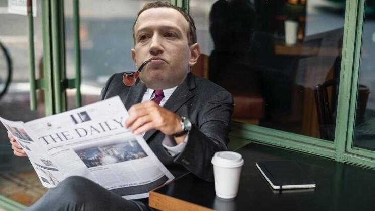 The coronavirus pandemic isn't making Facebook any money