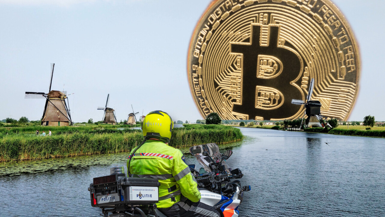 Image result for Dutch crypto payment fraudsters could face 6 years in prison under new bill
