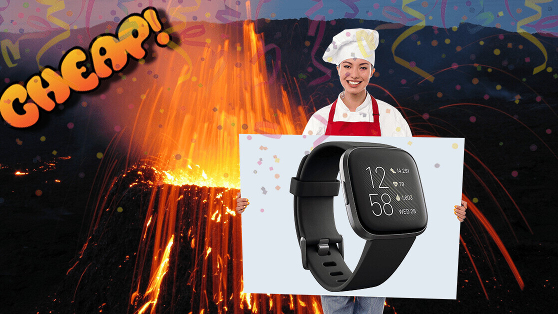 CHEAP: Say YES to fun AND fitness this Xmas with $70 off the Fitbit Versa 2 smartwatch