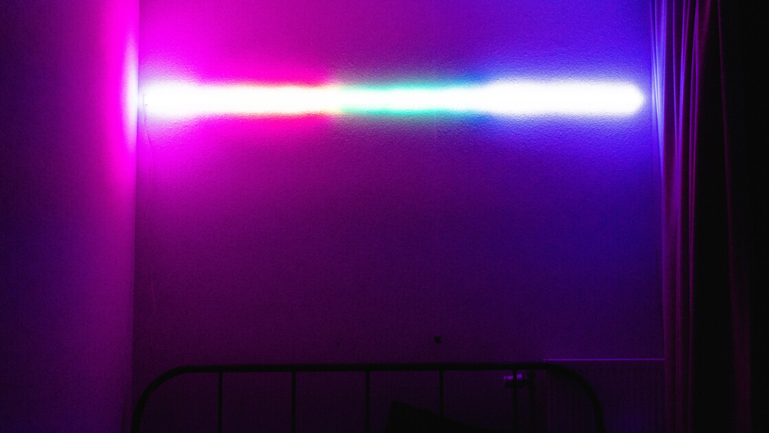 I pimped up my house with these cool LEDs and I'm still a loser
