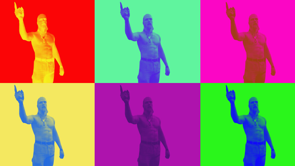 Over a decade later, I'm still fascinated by Techno Viking