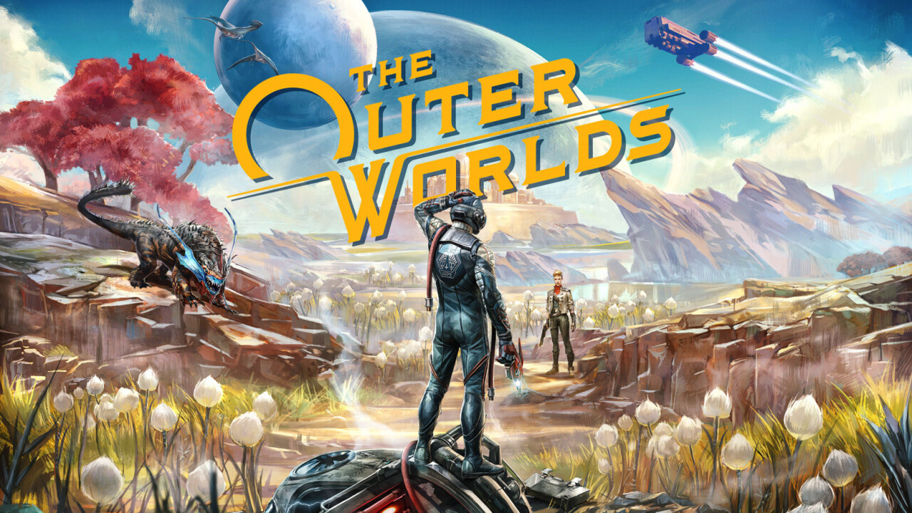 Review: The Outer Worlds is an excellent RPG for classic sci-fi fans