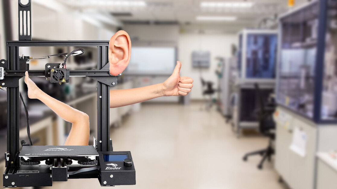 3D printing body parts is close — but it needs proper regulation