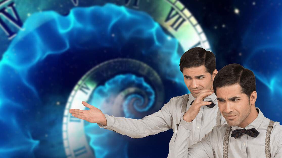 Time travel is possible – but only if you have an object with infinite mass