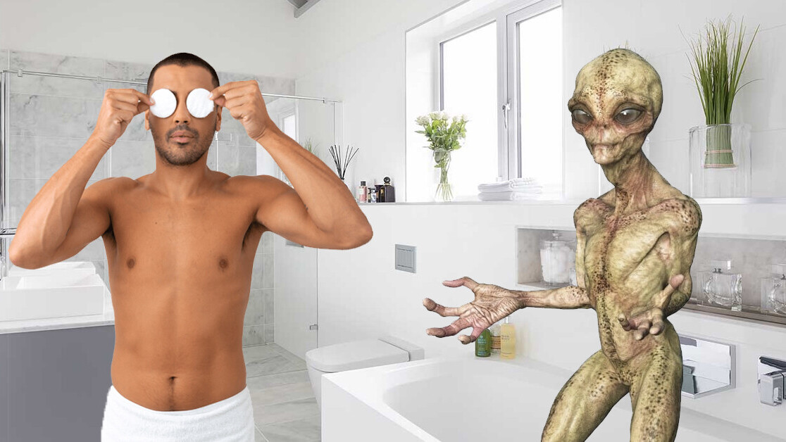 Aliens exist, but we're not open-minded enough to see them