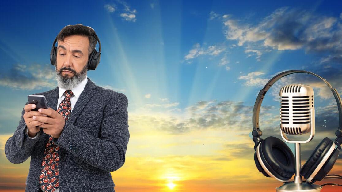 Podcast revolution: The rise of audio storytelling
