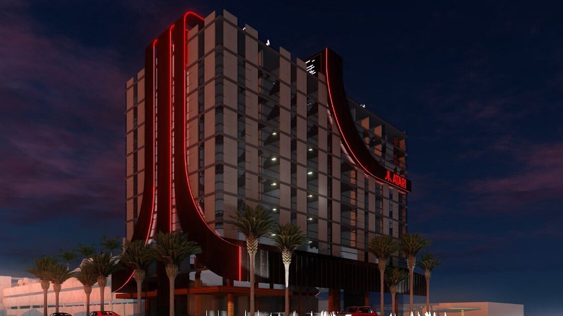 A line of Atari-branded gaming hotels are on their way to US cities