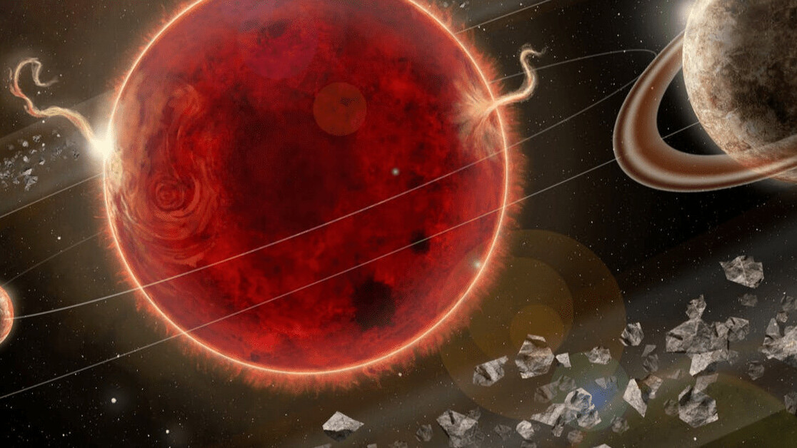 How scientists spotted a potential new planet around the sun's neighboring star