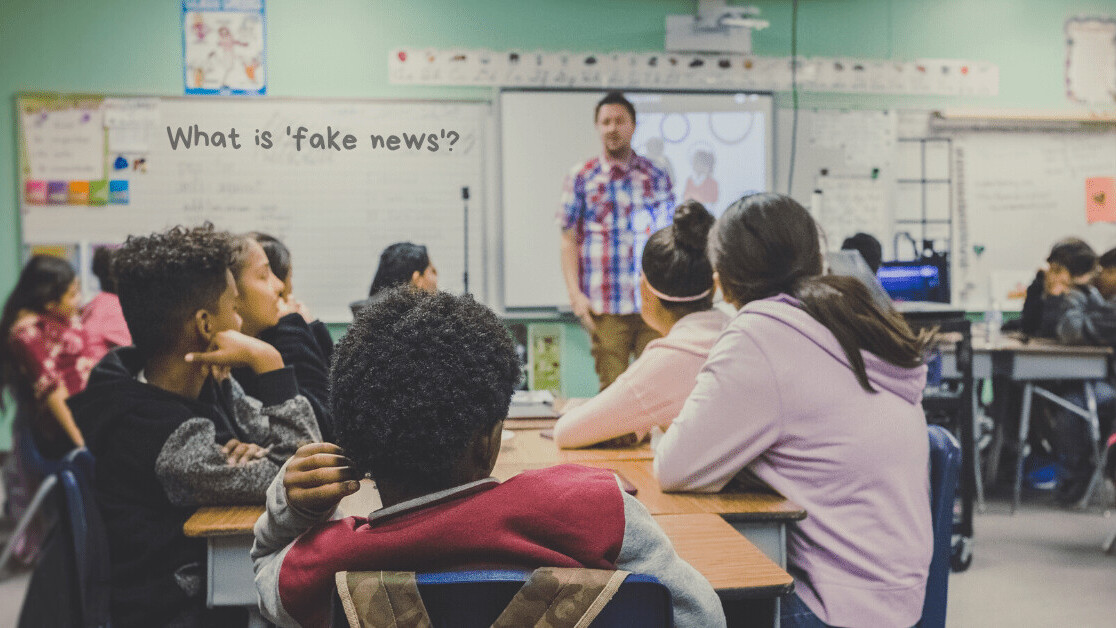 Study: 98% of kids in the UK can't tell fake news from the truth
