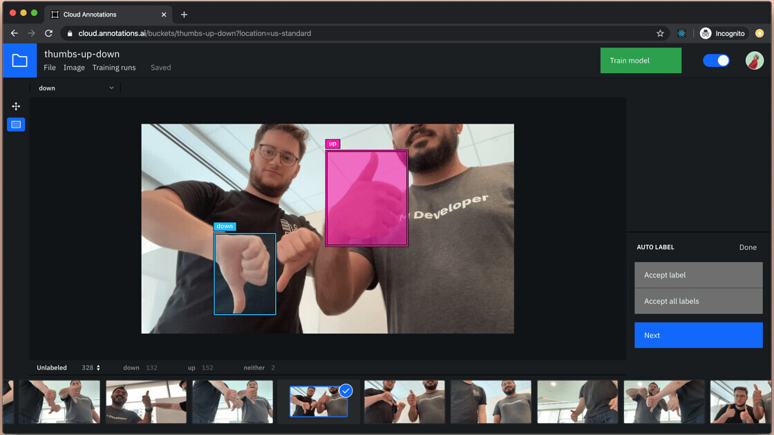IBM's new AI-powered tool will automatically label images for developers