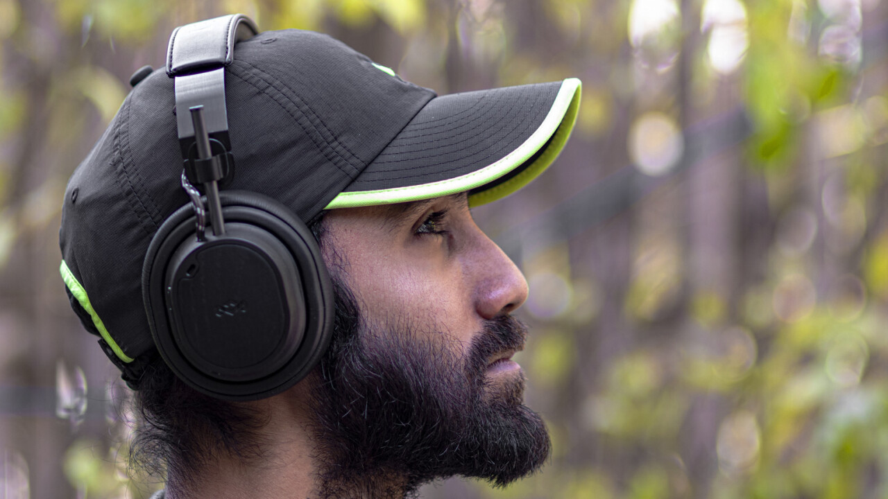 Marley added noise-canceling to its Exodus headphones and I adore them