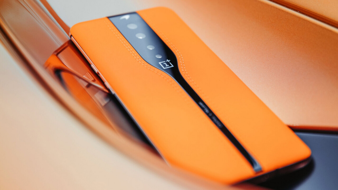 OnePlus' one-trick concept phone is exactly what CES is all about