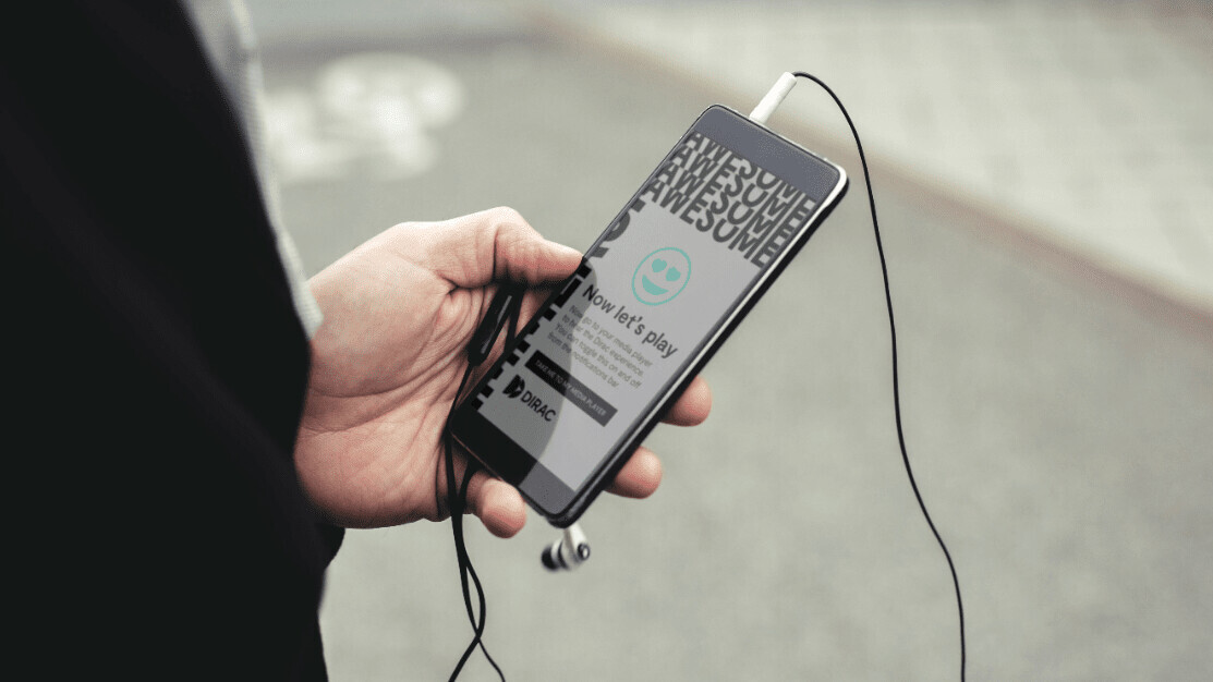 Dirac's new app makes your headphones sound more like good speakers