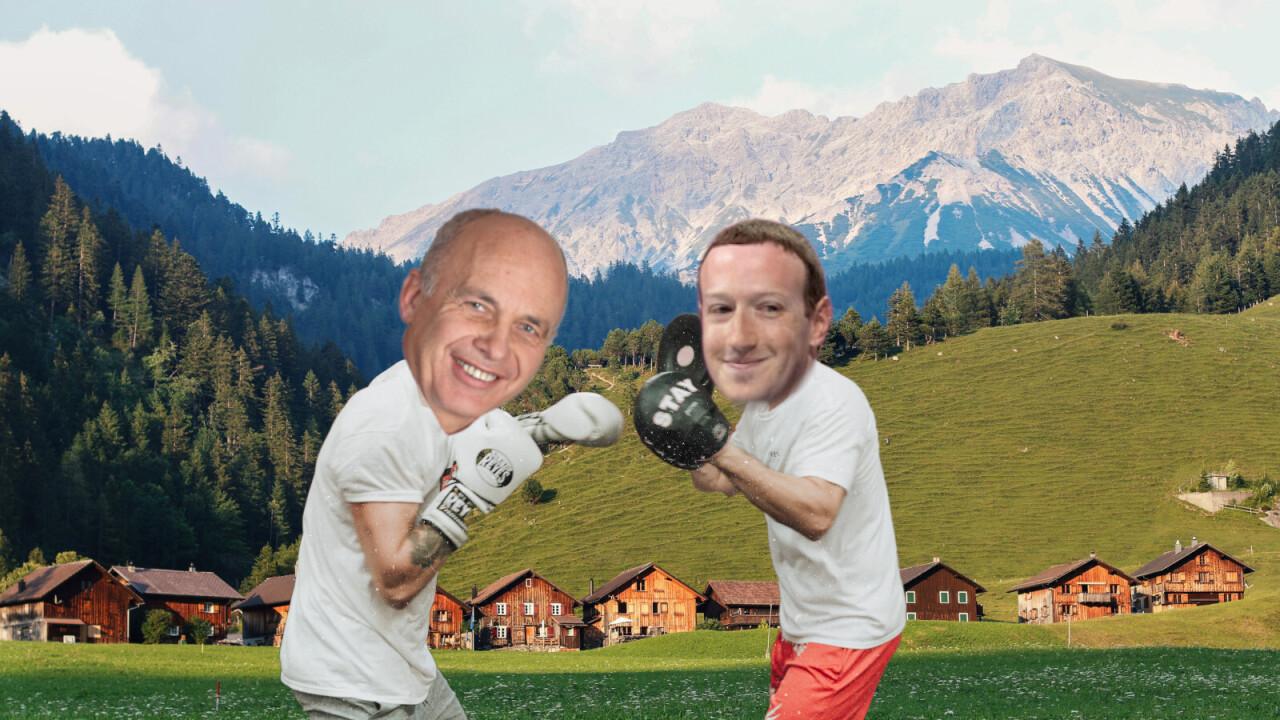 Swiss president: 'Libra has failed'