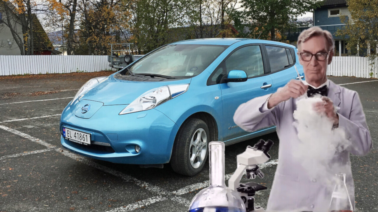 Old Nissan Leaf batteries are now powering the robots that used to make them