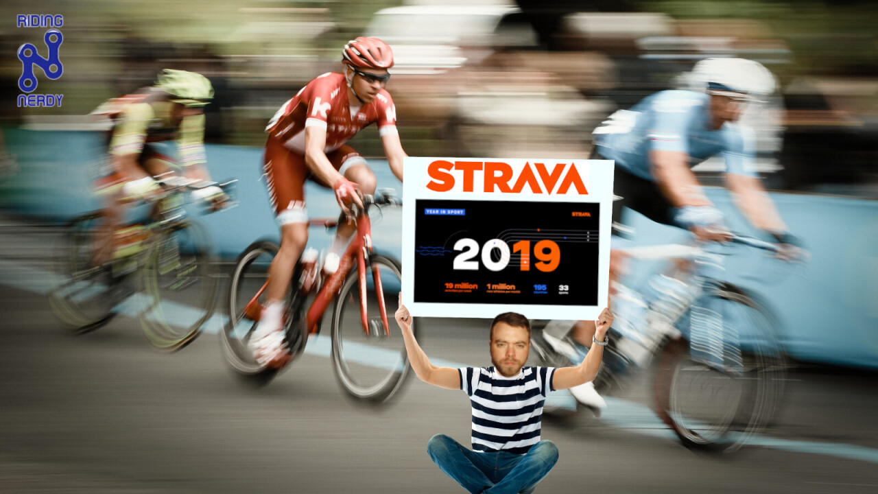 Strava's 'Year in Sport' highlights astounding human achievements