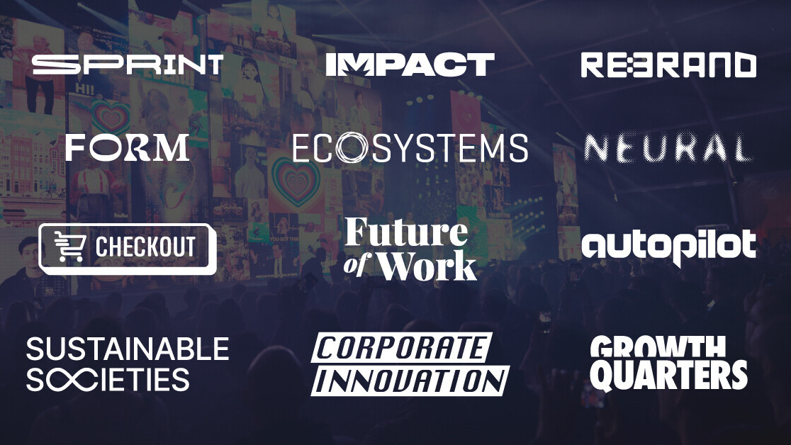 We're upping our game with 12 great themes for TNW2020 — check them out here
