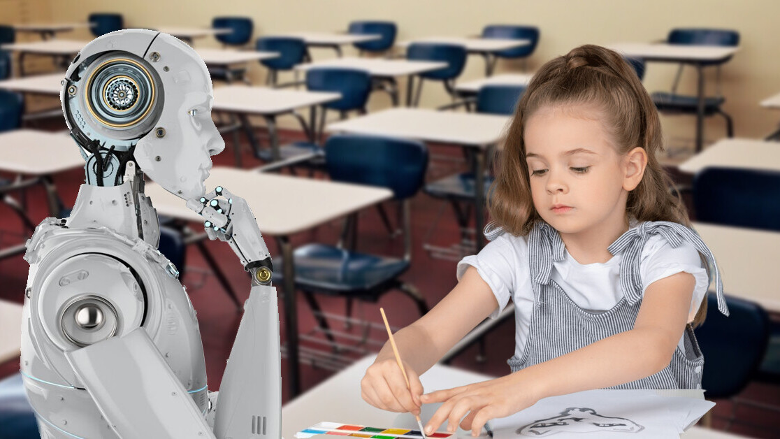 Emerging tech will enhance your kid's education — but not their creativity