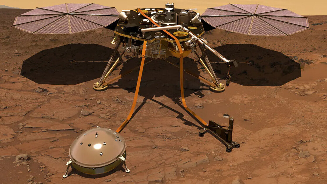 NASA's InSight lander discovers active faults in Mars' crust
