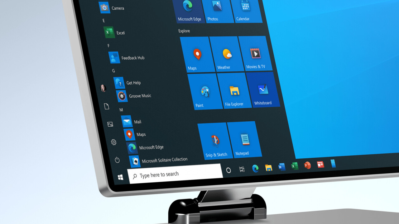 Microsoft is rolling out beautiful new Windows 10 icons