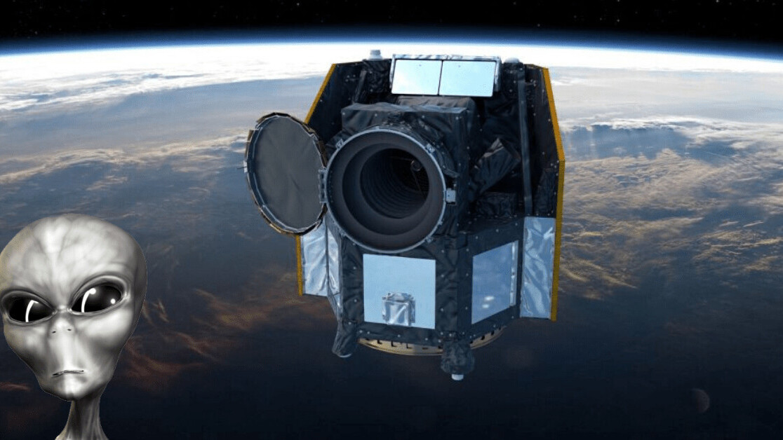 This new satellite is dedicated to observing alien worlds outside of our solar system